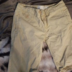 Girls Old Navy Khaki's sz 14